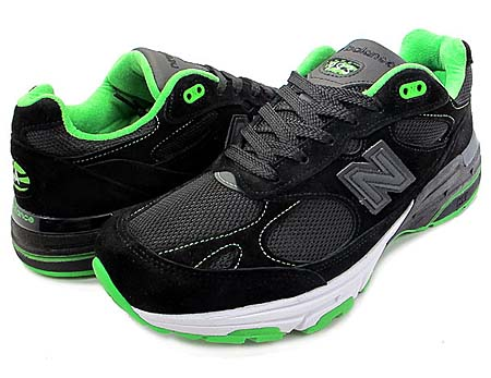 new balance MR993 BG [GREEN LANTERN] MR993 BG 写真1