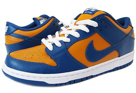 NIKE NIKE DUNK LOW PRO SB [SUNSET/FRENCH BLUE] 304292-704 画像