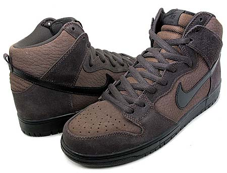 NIKE NIKE DUNK HIGH PRO SB [DARK OAK/BLACK] 305050-203 画像