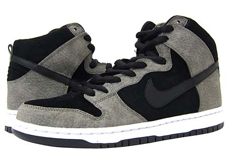 NIKE NIKE DUNK HI PREMIUM SB [CLAY/BLACK/WHITE] 305050-204 画像
