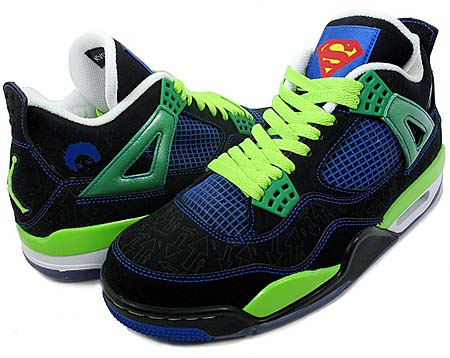 NIKE NIKE AIR JORDAN 4 RETRO DB [Doernbecher Charity Pack 2011] 308497-015 画像