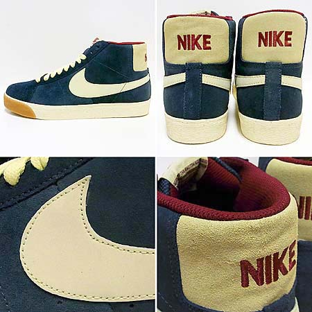 NIKE BLAZER SB [CHARCOAL/HALO/TEAM RED] 310801-013