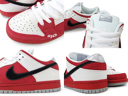 NIKE DUNK LOW PREMIUM SB [ROLLER DERBY] 313170-601