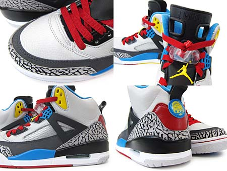 NIKE AIR JORDAN SPIZ'IKE [BORDEAUX] 315371-070