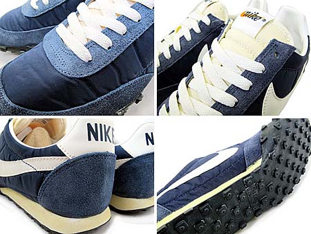 NIKE VINTAGE WAFFLE RACER [J.CREW Exclusive|NAVY] 316658-400