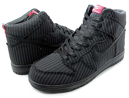NIKE NIKE DUNK HI SUPREME [FFF PACK|BLACK] 324759-002 画像