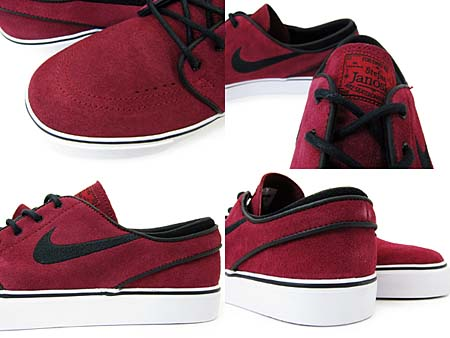 NIKE ZOOM STEFAN JANOSKI SB [TEAM RED/BLACK-WHITE] 333824-601