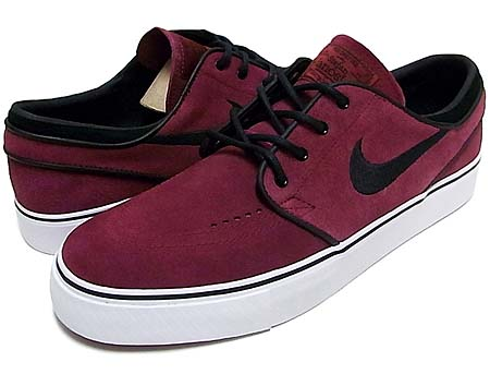 NIKE NIKE ZOOM STEFAN JANOSKI SB [TEAM RED/BLACK-WHITE] 333824-601 画像