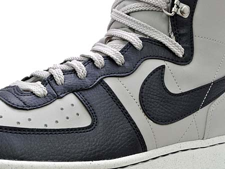 NIKE TERMINATOR HIGH BASIC [GRANITE/DARK OBSIDIAN/SAIL] 336609-003