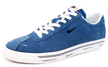 NIKE NIKE MATCH CLASSIC HF [UNDERCOVER × fragment design|BLUE] 358044-401 画像