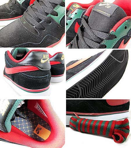 NIKE ZOOM PAUL RODRIGUEZ 2.5 [GUCCI] 386613-006