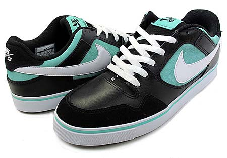 NIKE NIKE SB ZOOM PAUL RODRIGUEZ 2.5 [BLACK/TIFFANY] 386613-008 画像