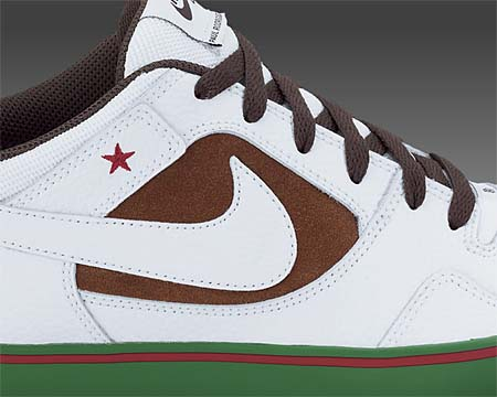 NIKE SB ZOOM PAUL RODRIGUEZ 2.5 [CALIFORNIA] 386613-202