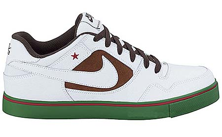 NIKE NIKE SB ZOOM PAUL RODRIGUEZ 2.5 [CALIFORNIA] 386613-202 画像