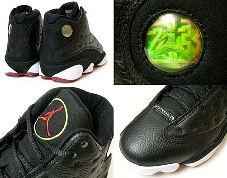 NIKE AIR JORDAN 13 RETRO [PLAYOFF] 414571-001