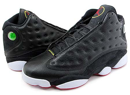 NIKE NIKE AIR JORDAN 13 RETRO [PLAYOFF] 414571-001 画像
