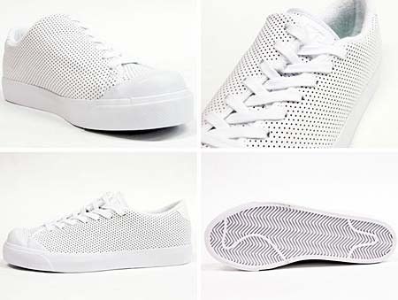 NIKE ALL COURT TWIST LTR [WHITE] 417644-100