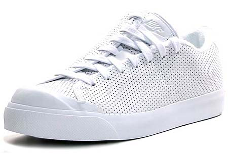 NIKE NIKE ALL COURT TWIST LTR [WHITE] 417644-100 画像