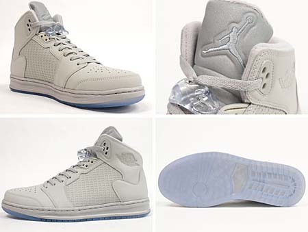 NIKE JORDAN PRIME 5 [TECH GREY/METALLIC SILVER] 429489-002