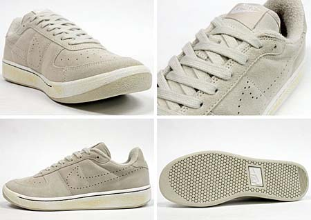 NIKE ZOOM SUPREME COURT LOW VINTEGE [BIRCH] 434174-200