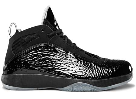 NIKE NIKE AIR JORDAN 2011 [BLACK/DARK CHARCOAL] 436771-001 画像
