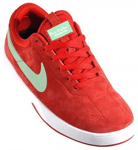 NIKE SB ZOOM ERIC KOSTON ONE [SPORT RED/TOURMALINE] 442476-600