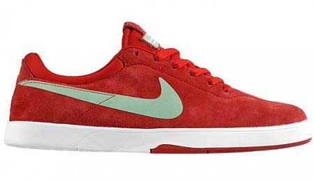 NIKE NIKE SB ZOOM ERIC KOSTON ONE [SPORT RED/TOURMALINE] 442476-600 画像