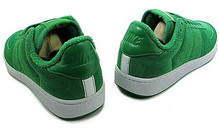 NIKE ZOOM SUPREME COURT LOW [LUCKY GREEN/LUCKY GREEN-WHITE] 447843-300