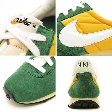 NIKE PRE MONTREAL RACER VINTAGE [GEORGE GREEN/SUMMIT WHITE-SAIL-YELLOW OCHER] 476717-300