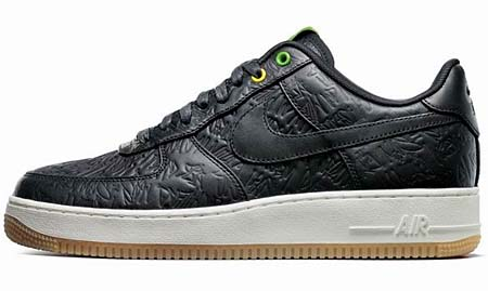 NIKE AIR FORCE 1 LOW PREMIUM QS [BRASIL - E POSSIVEL] 486815-001