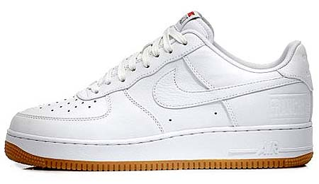 NIKE NIKE AIR FORCE 1 LOW PREMIUM [FRANCHISE(JOHN STRICKLAND)] 486815-100 画像