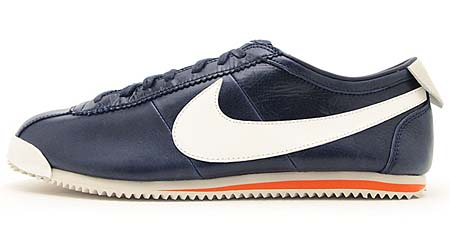 NIKE CORTEZ CLASSIC OG LEATHER [NAVY/WHITE] 487777-400