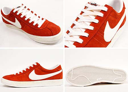 NIKE BRUIN VINTAGE [ORANGE EMBER/SAIL-SUMMIT WHITE] 488315-800