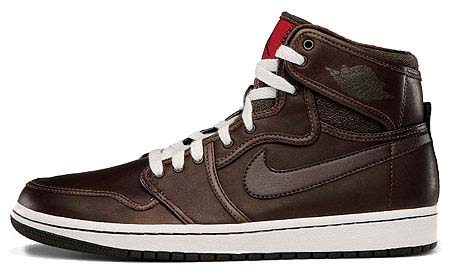 NIKE NIKE AIR JORDAN 1 KO PREMIUM [Dark Cinder/Black-Varsity Red] 503539-200 画像
