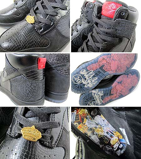 NIKE DUNK HI PREMIUM QS [MIGHTY CROWN 20th Anniversary] 503766-001