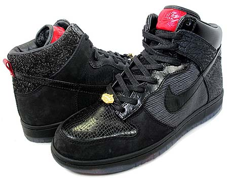 NIKE NIKE DUNK HI PREMIUM QS [MIGHTY CROWN 20th Anniversary] 503766-001 画像