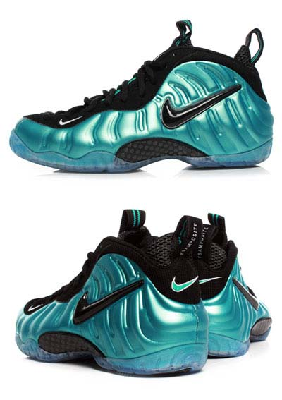 NIKE AIR FOAMPOSITE PRO [ELECTRIC BLUE] 624041-410
