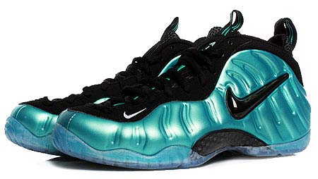 NIKE NIKE AIR FOAMPOSITE PRO [ELECTRIC BLUE] 624041-410 画像