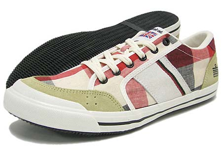 Admiral INOMER [RED/BLACK/BEIGE]