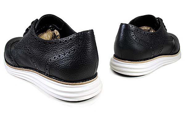 COLE HAAN LUNARGRAND WING TIP [FRAGMENT DESIGN|BLACK] C11193 写真1