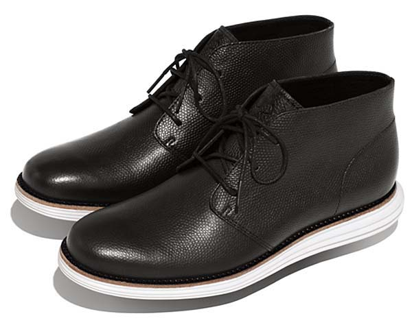 COLE HAAN LUNARGRAND WING TIP [FRAGMENT DESIGN|BLACK] C11193 写真4