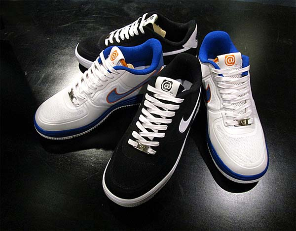 NIKE x BE@RBRICK LUNAR FORCE 1 [WHITE] 091206768092 写真3