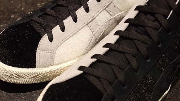Onituska Tiger x mita sneakers FABRE BL-L [PANDA] TH1S4Q-9001 写真3