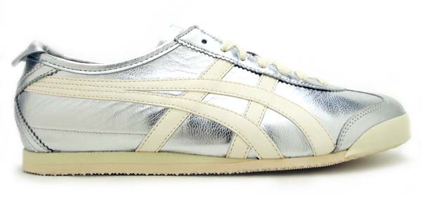 Onitsuka tiger MEXICO 66 [SILVER/OFF WHITE] thl7c2-9399 写真1