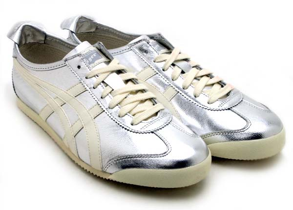 Onitsuka tiger MEXICO 66 [SILVER/OFF WHITE] thl7c2-9399