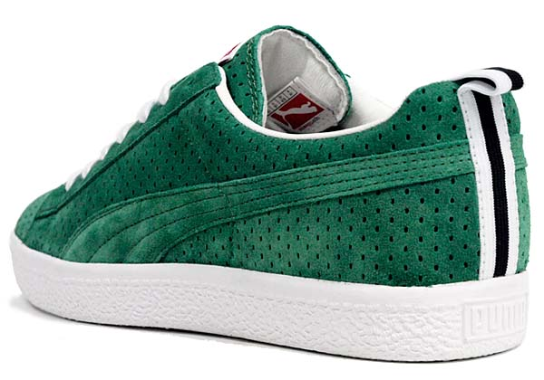 PUMA CLYDE x UNDFTD GAMETIME [AMAZON-WHITE-BLACK]