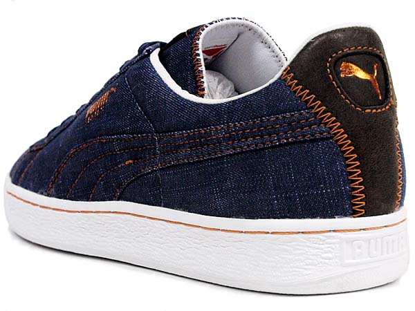 Puma STATES x DENIM [BLUE/DENIM] 354770 画像1