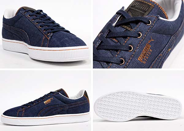 Puma STATES x DENIM [BLUE/DENIM] 354770 画像2