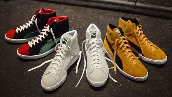 Puma JAPAN SUEDE MID [mita sneakers / Shigeyuki Kunii] 354977 画像4