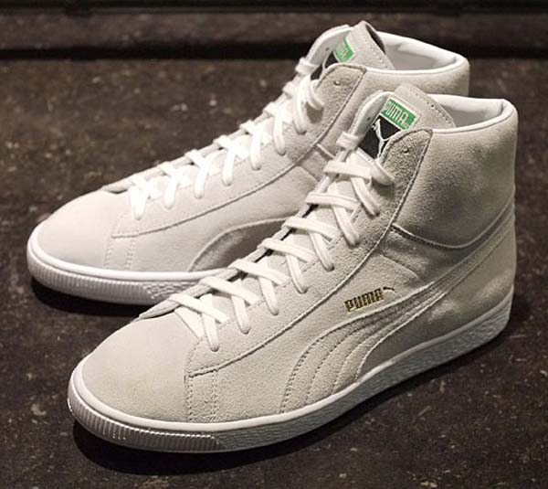 Puma JAPAN SUEDE MID [mita sneakers / Shigeyuki Kunii]